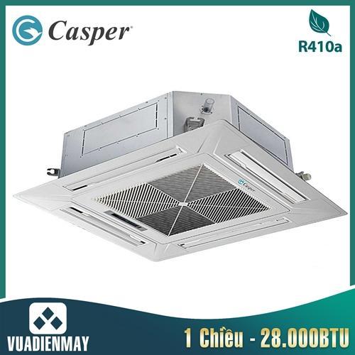 CC-28TL11, Điều hòa âm trần Casper 28000BTU 1 chiều