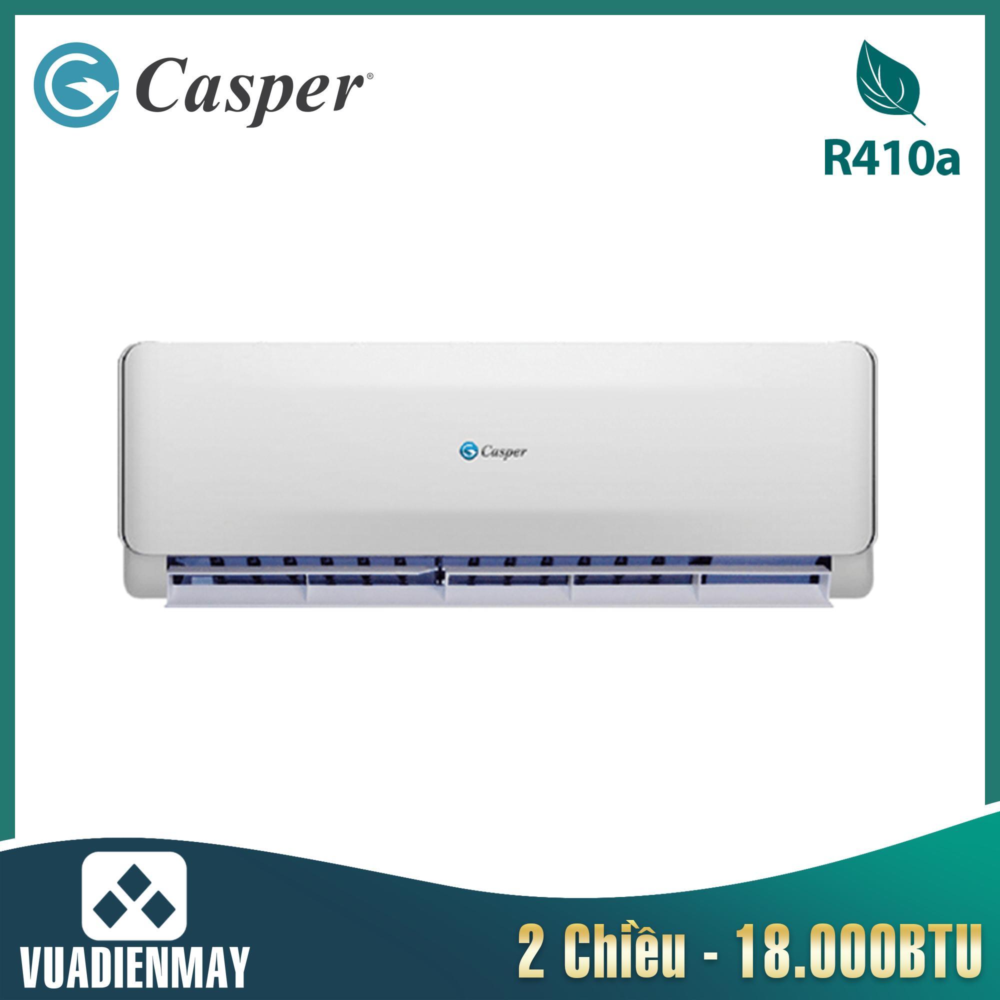 EH18TL22, điều hòa casper 18000btu 2 chiều