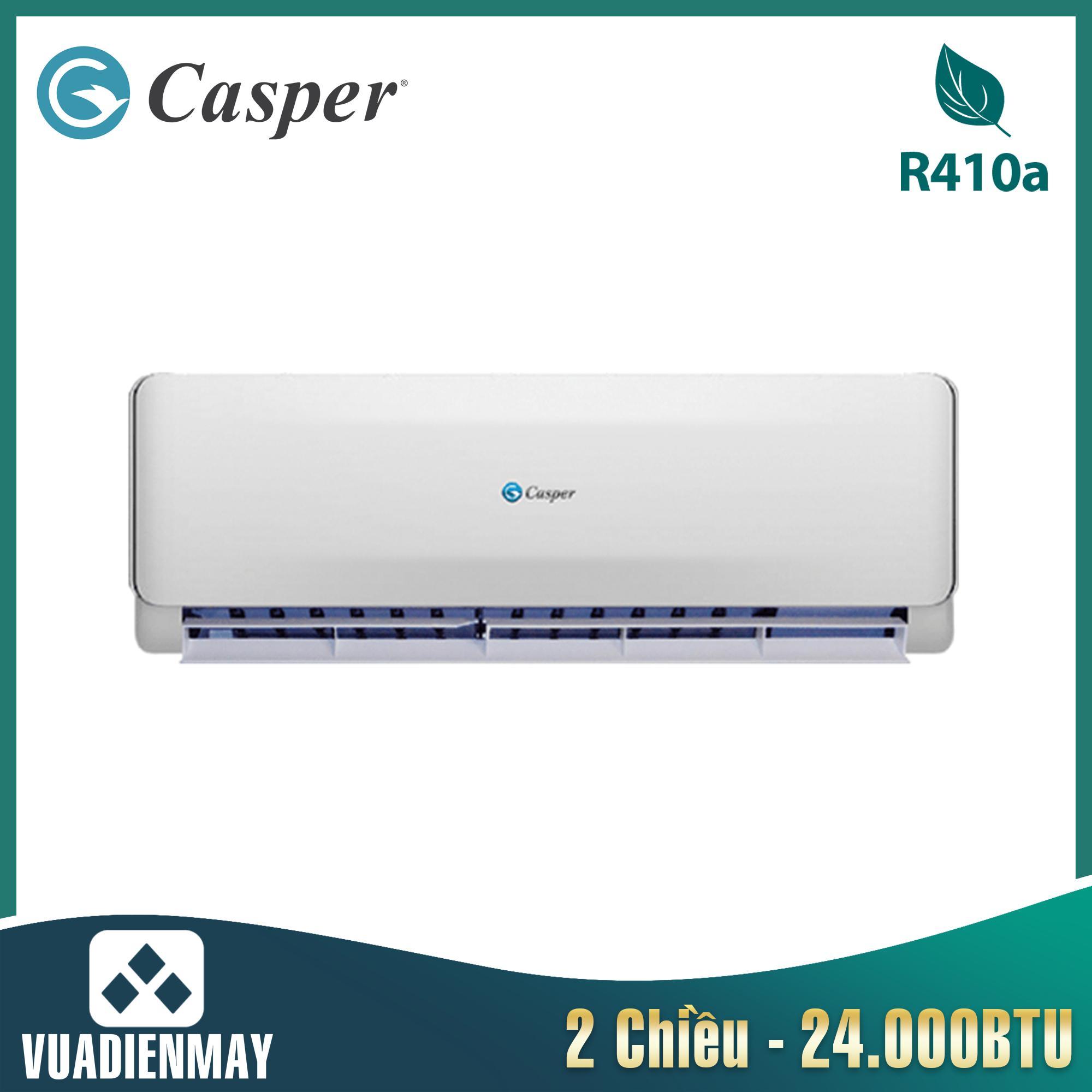 EH24TL22, điều hòa casper 24000BTU 2 chiều