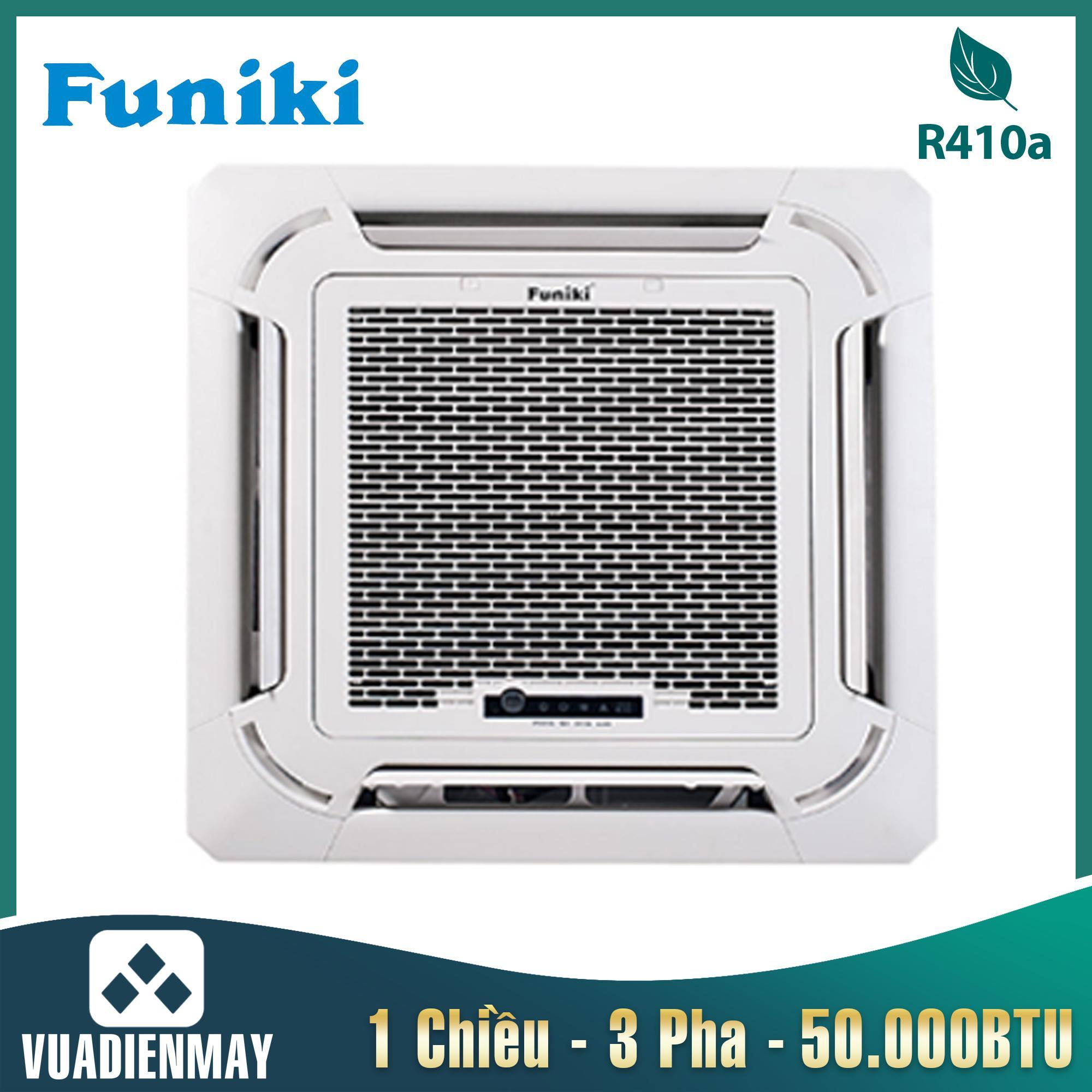 CC50MMC, Điều hòa âm trần Funiki 50000BTU 1 chiều