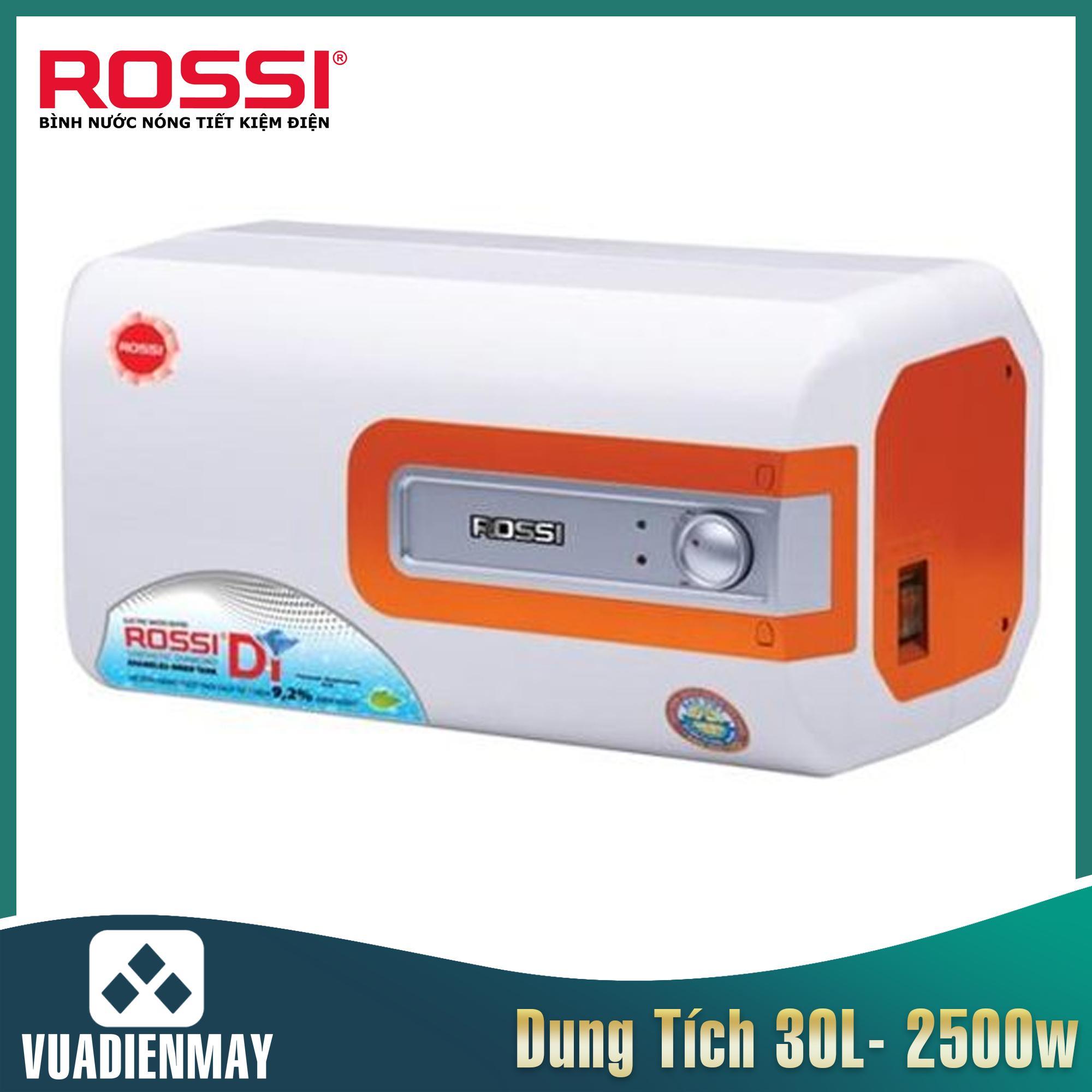 Bình nóng lạnh Rossi 30L