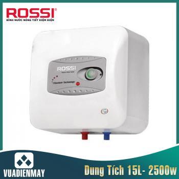 Bình nóng lạnh Rossi 15L TI Series