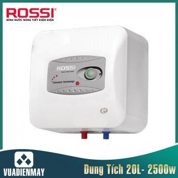 Bình nóng lạnh Rossi 20L TI Series