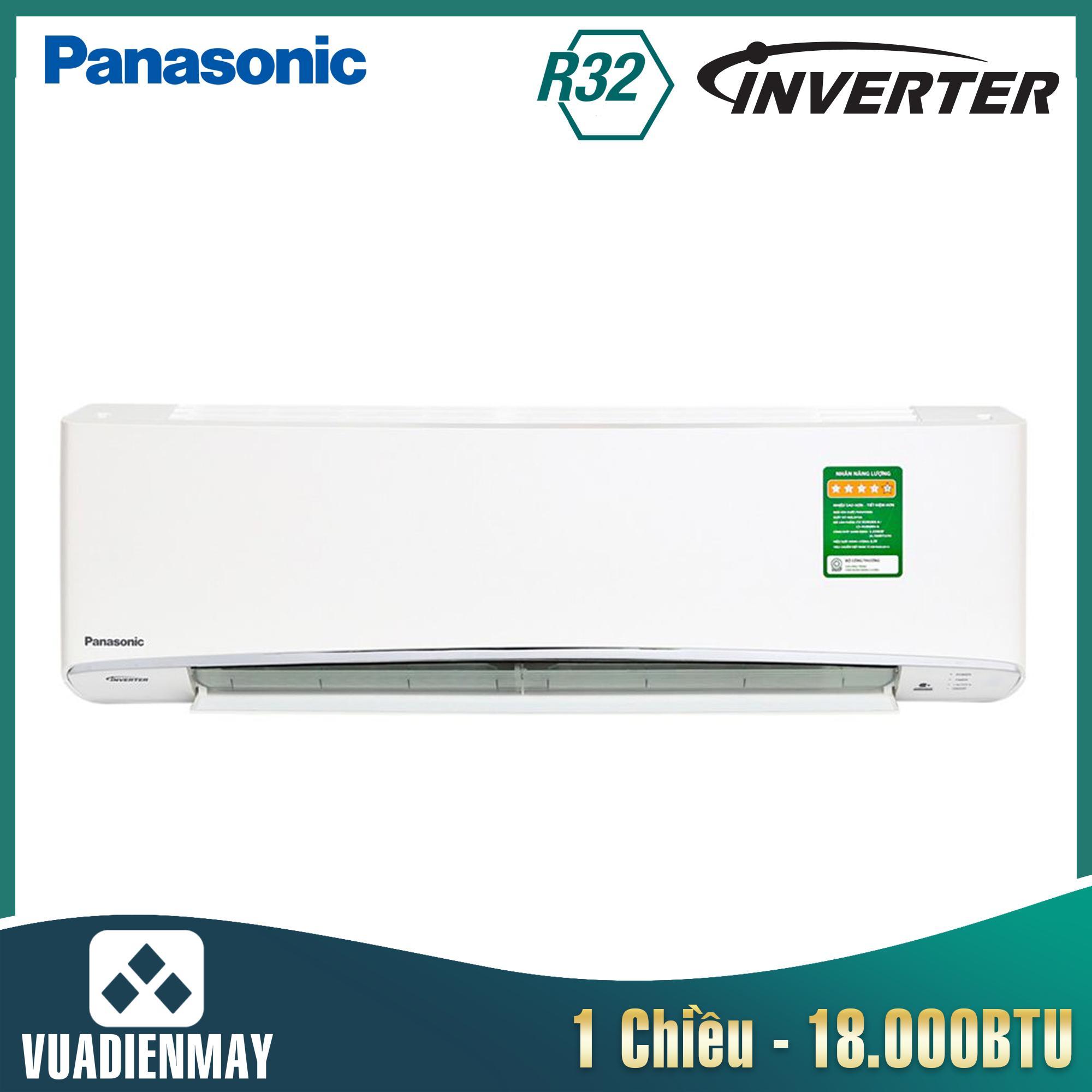 Điều hòa Panasonic 18000BTU 1 chiều Inverter
