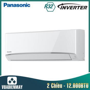 Điều hòa Panasonic 12000BTU 2 chiều Inverter