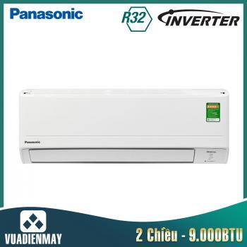 Điều hòa Panasonic 9000BTU 2 chiều Inverter cao cấp