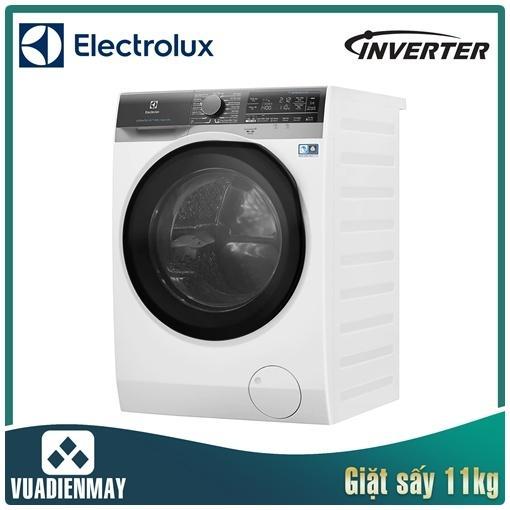 Máy giặt sấy Electrolux 11 kg inverter lồng ngang