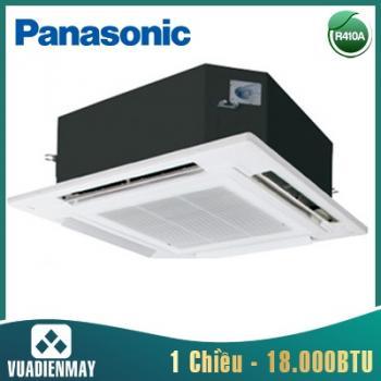 Điều hòa âm trần Panasonic 18.000BTU 1 chiều gas R410a