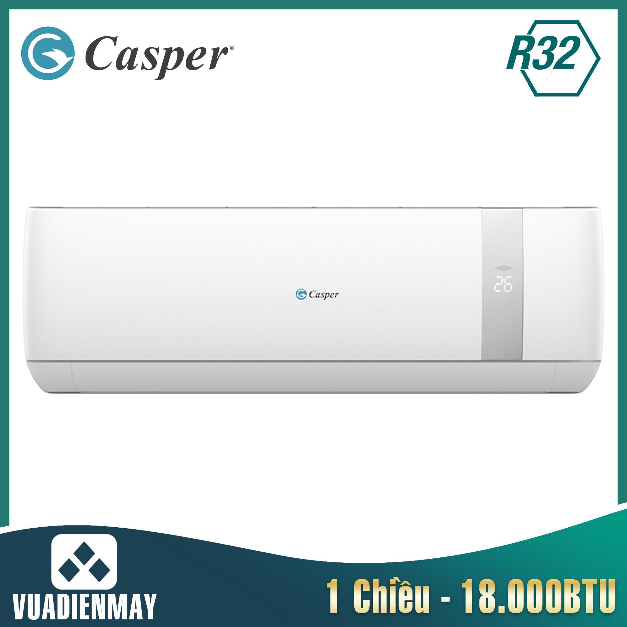 SC18FS32, điều hòa casper 18000btu 1 chiều