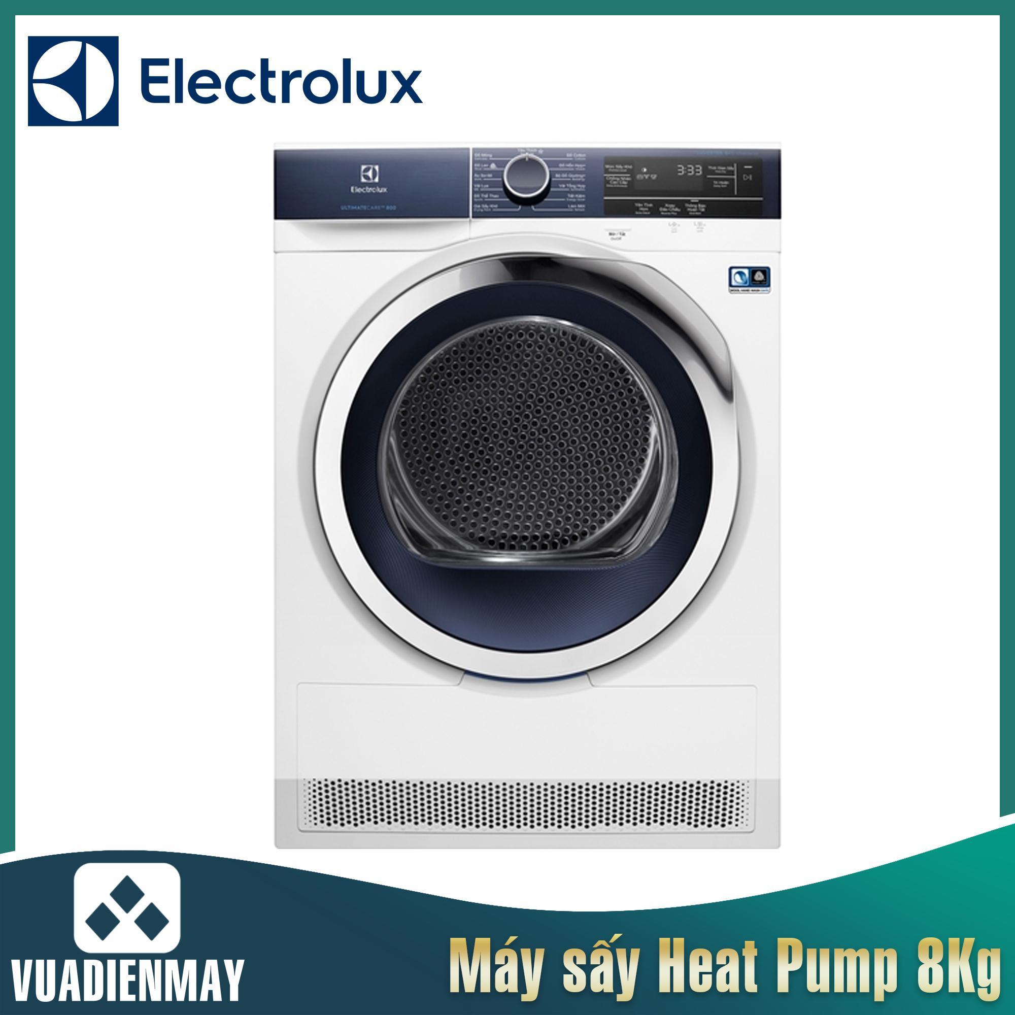 Máy Sấy Electrolux Heat Pump 8kg