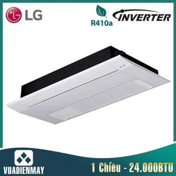 Điều hòa âm trần LG inverter 24000BTU 1 chiều Mặt nạ UTC
