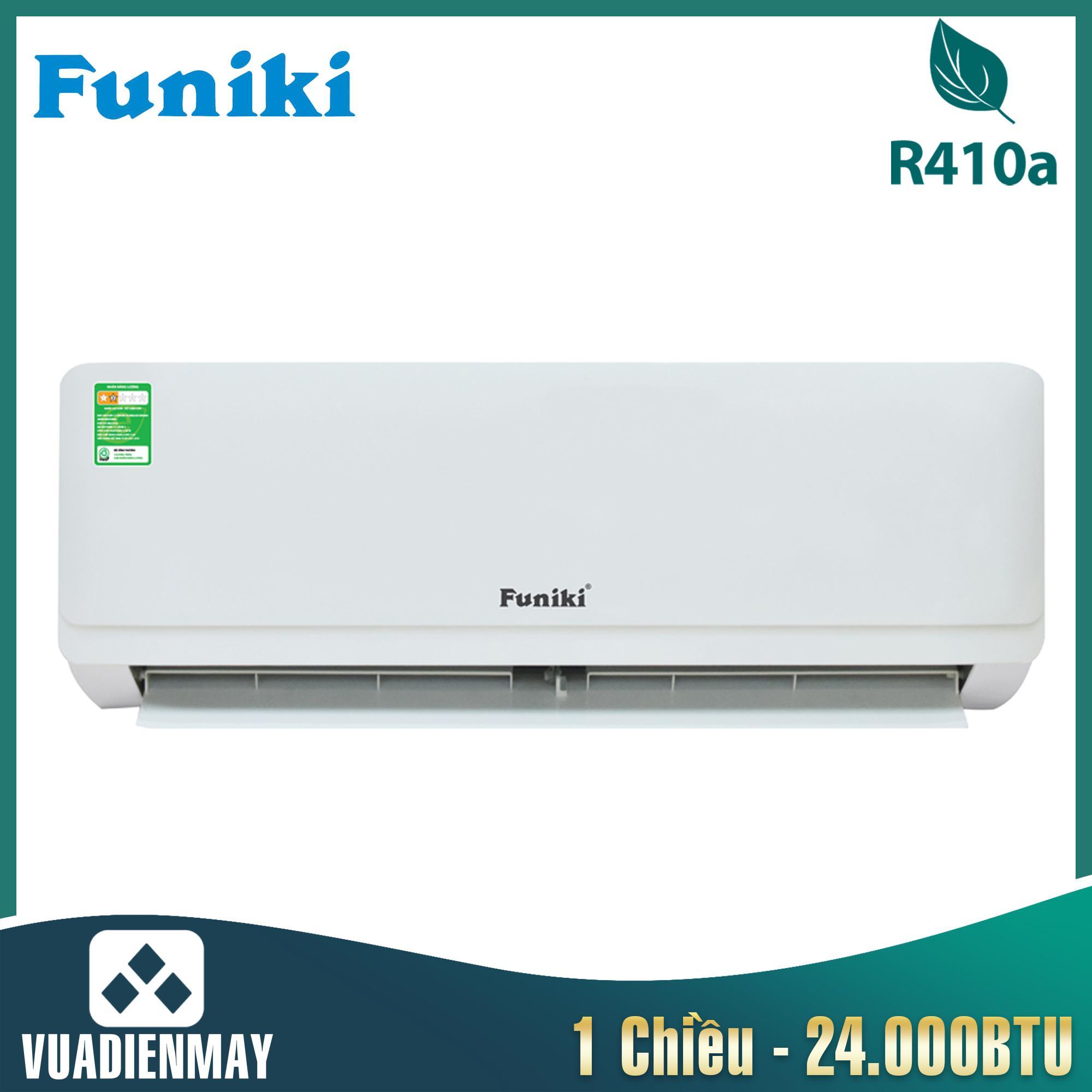 Điều hòa Funiki 24000BTU 1 chiều