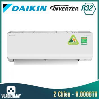 Điều hòa Daikin  2 chiều Inverter 9000 BTU