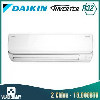 Điều hòa Daikin 2 chiều Inverter 18000 BTU