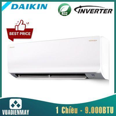 Điều hòa Daikin 9000 BTU 1 chiều inverter