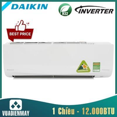 Điều hòa Daikin 12000 BTU 1 chiều inverter