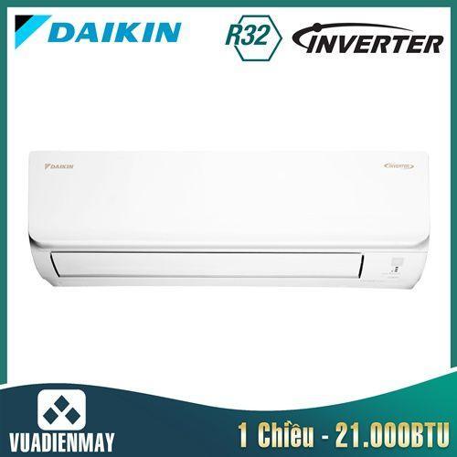 Điều hòa Daikin inverter 1 chiều 21000BTU