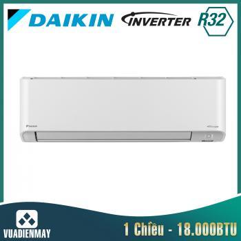 Điều hòa Daikin 1 chiều 18000BTU inverter