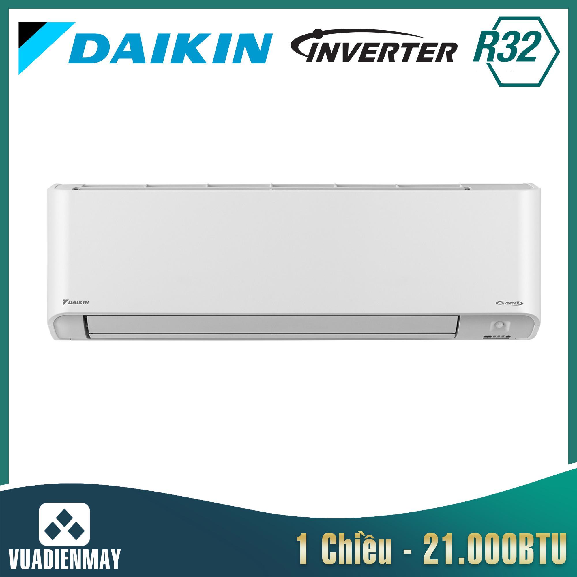 FTKZ60VVMV, Điều hòa Daikin 21000BTU 2 chiều inverter