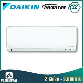 Điều hòa Daikin Inverter 2 chiều 9.000BTU