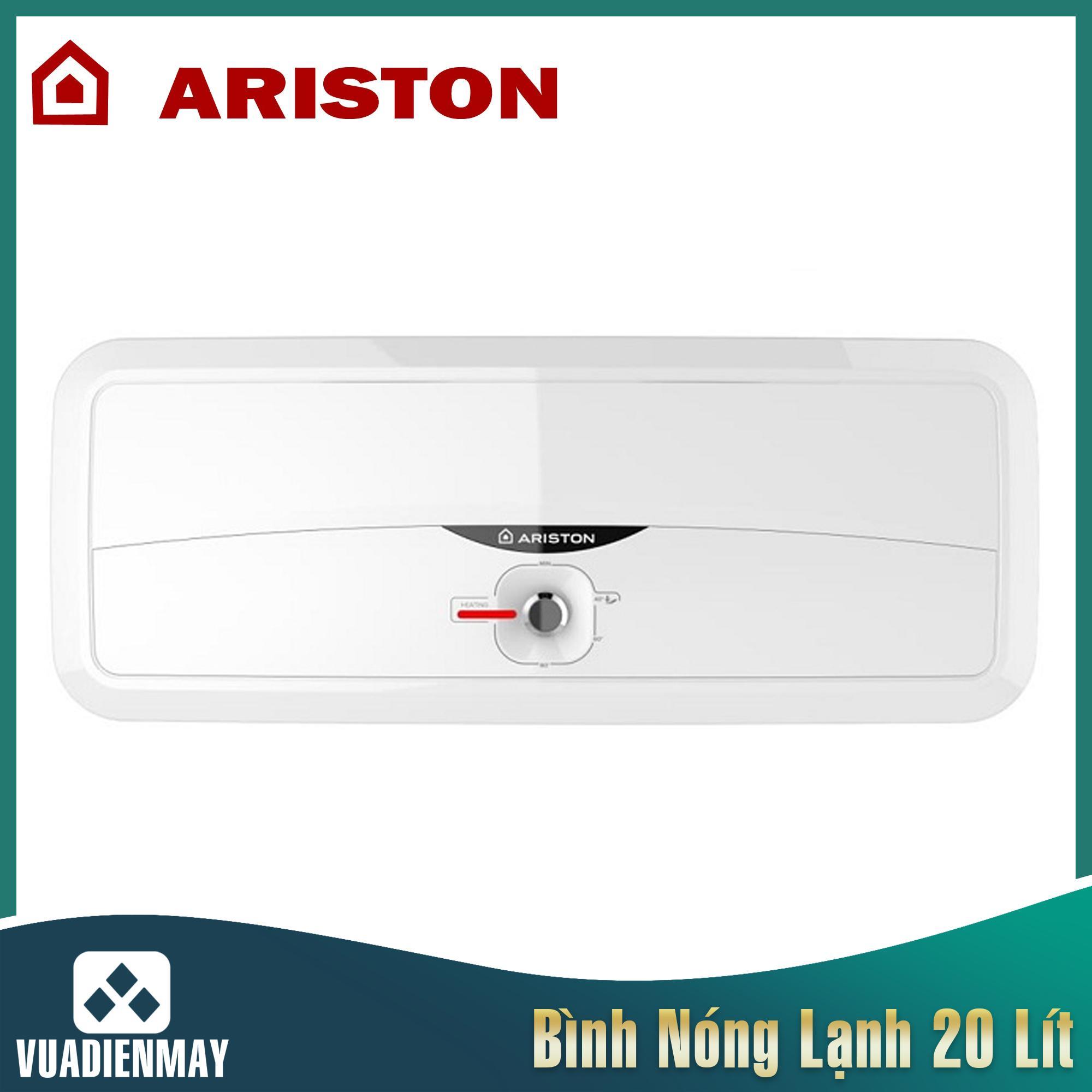 Bình nóng lạnh Ariston 20 lít