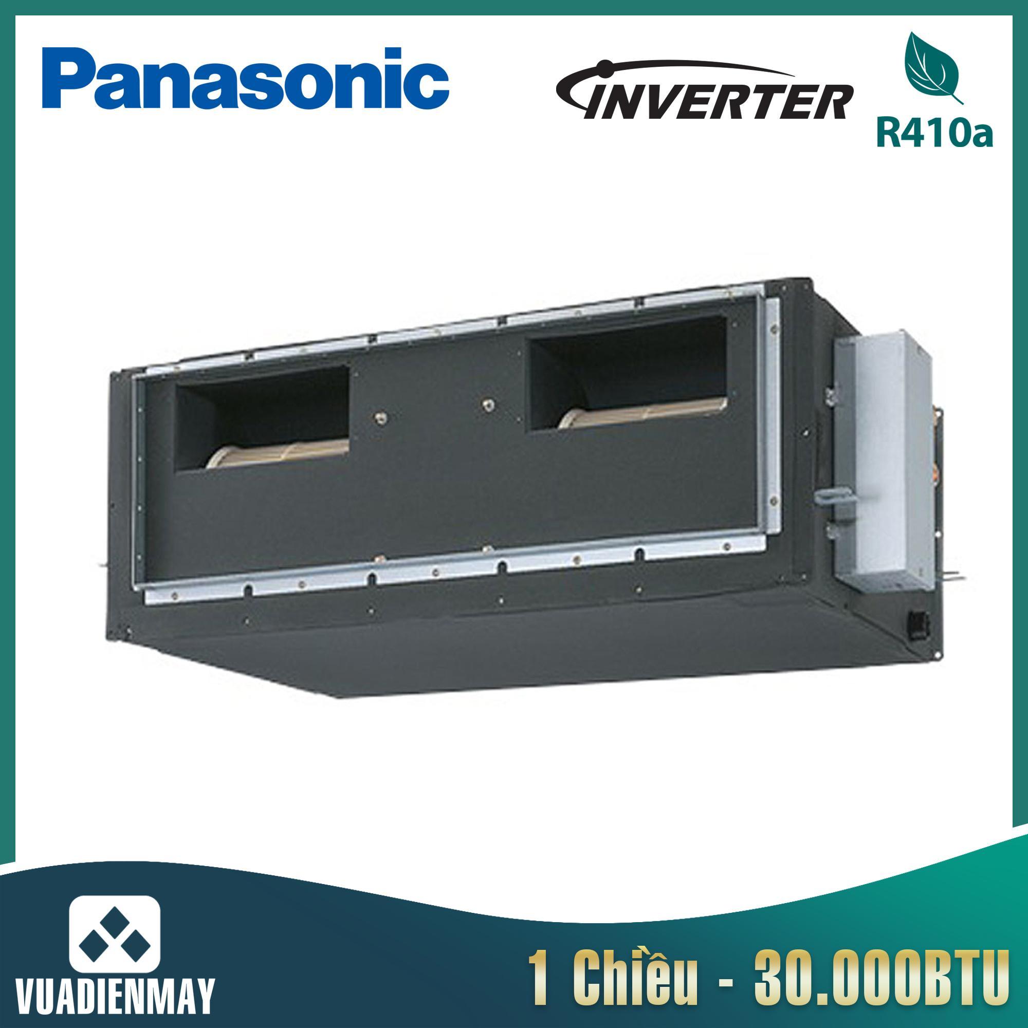 Điều hòa nối ống gió Panasonic 30.000BTU Inverter