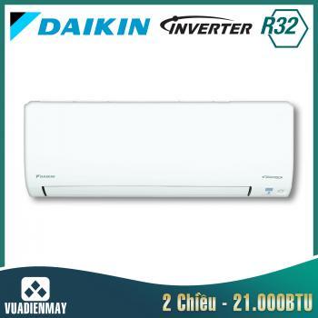 Điều hòa Daikin Inverter 2 chiều 22.000BTU
