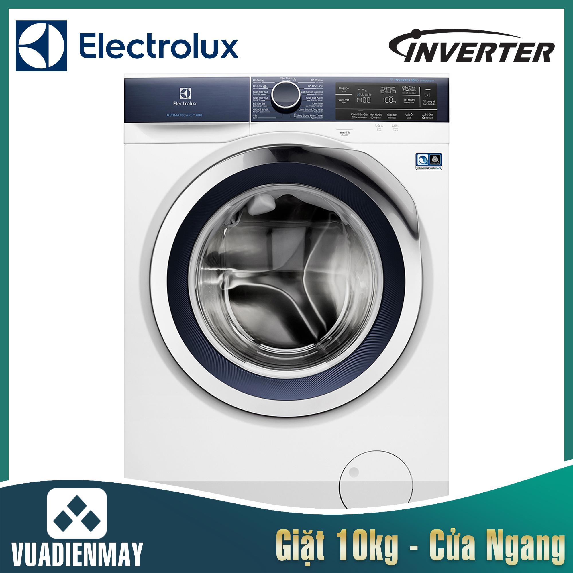 Máy giặt Electrolux 10 kg lồng ngang 1042