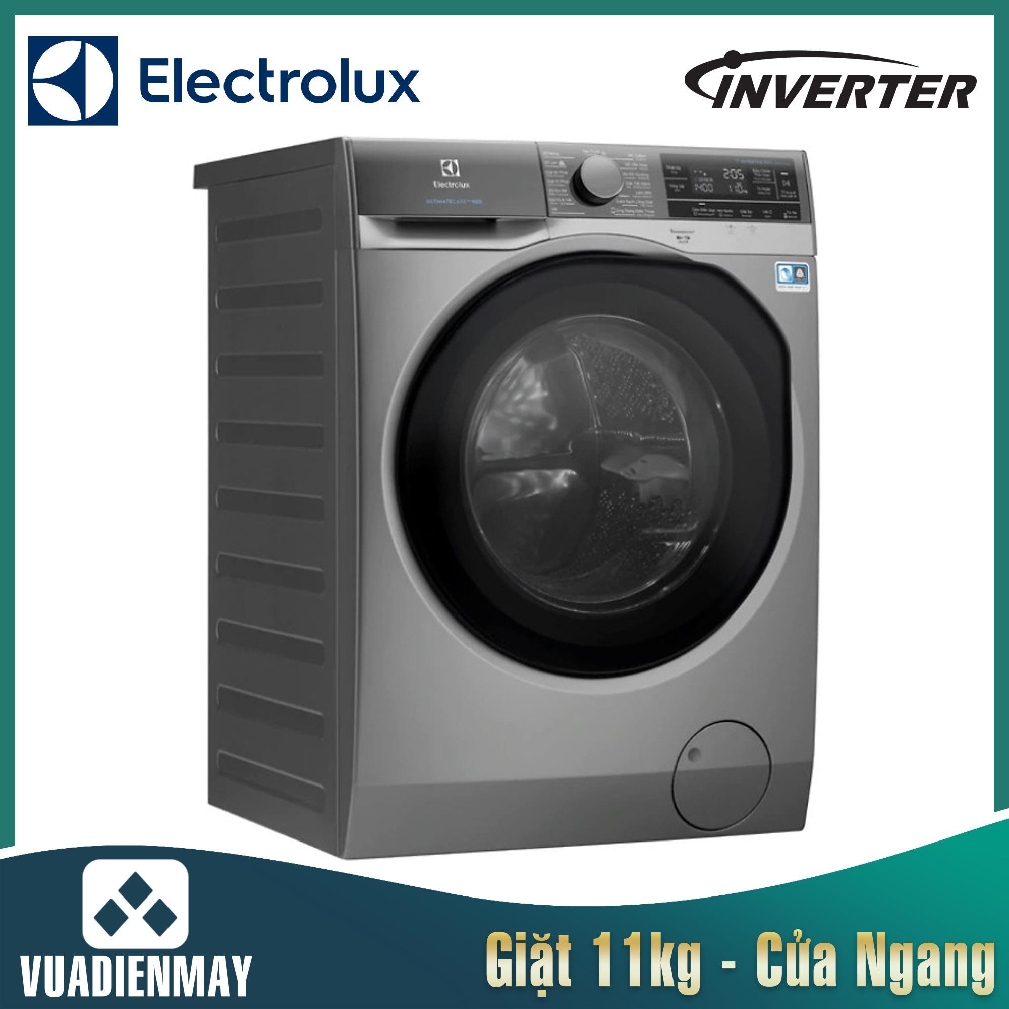 Máy giặt Electrolux 11 kg inverter lồng ngang 1141