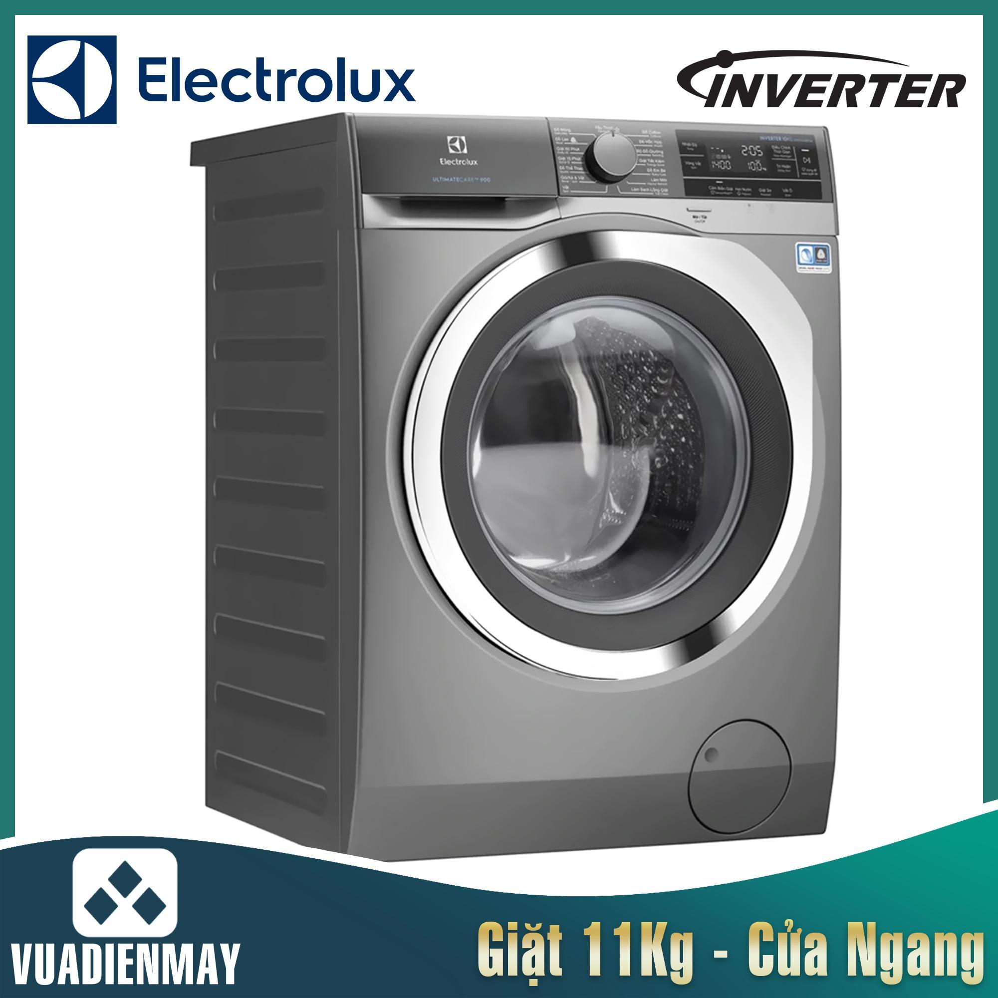Máy giặt Electrolux 11 kg inverter lồng ngang 1142