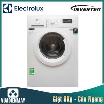 Máy giặt Electrolux 8 kg lồng ngang inverter 8025DG