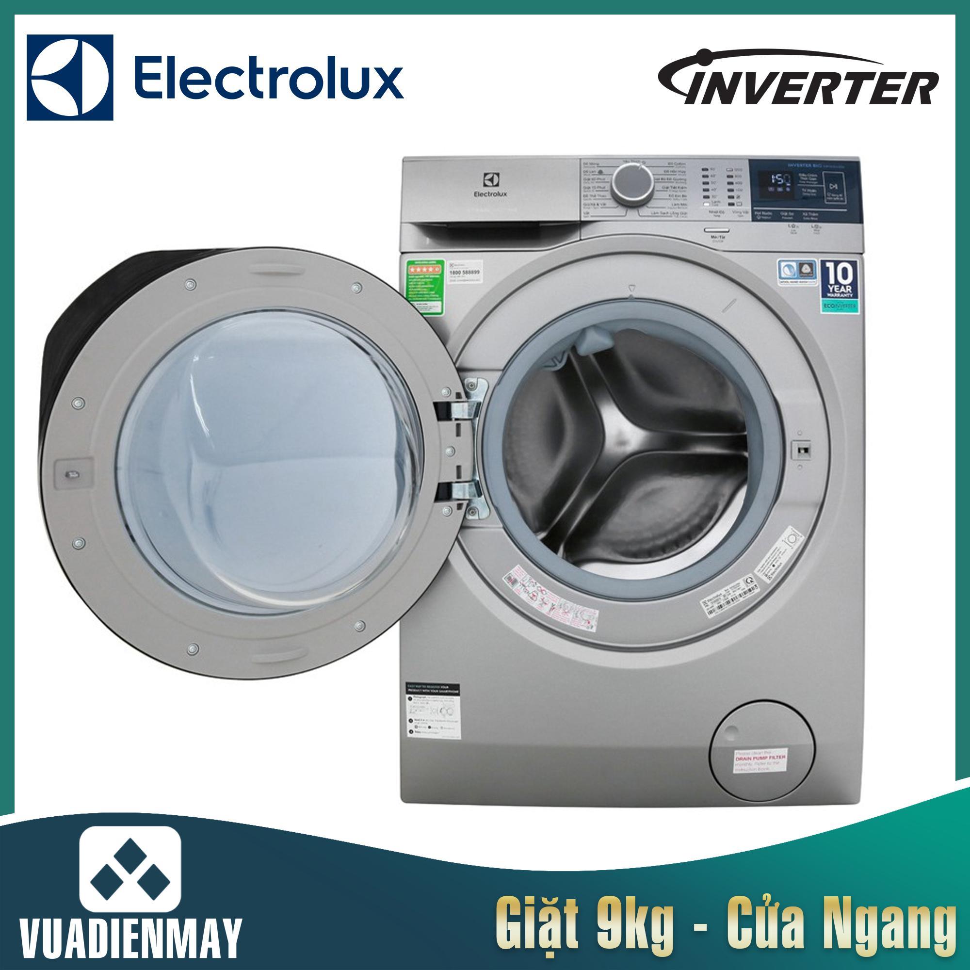 Máy giặt Electrolux 9kg lồng ngang inverter 9024AD
