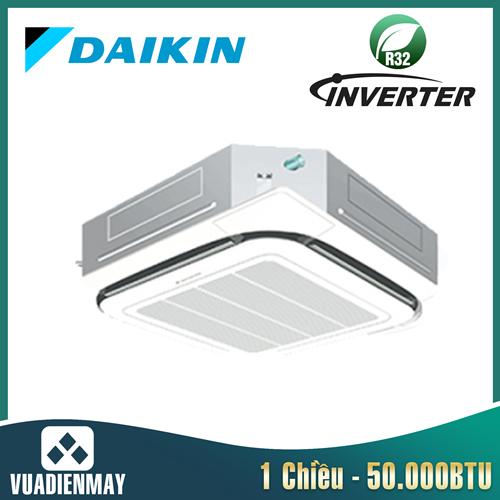 Điều hòa âm trần Daikin 50.000BTU inverter 1 chiều FCF140CVM