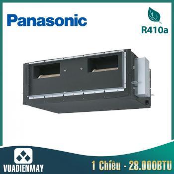 Điều hòa nối ống gió Panasonic 28.000BTU 1 chiều
