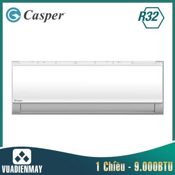 KC09FC32, điều hòa casper 9000btu 1 chiều