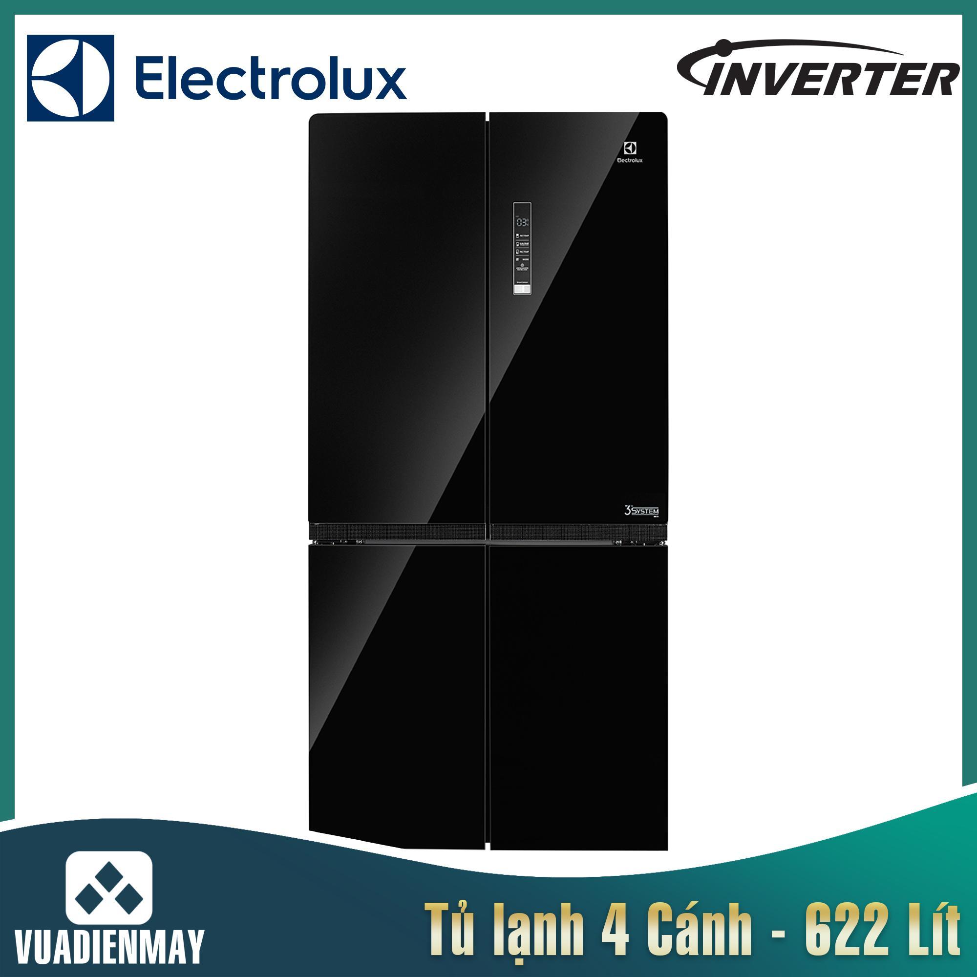 Tủ lạnh Electrolux inverter 622 lít