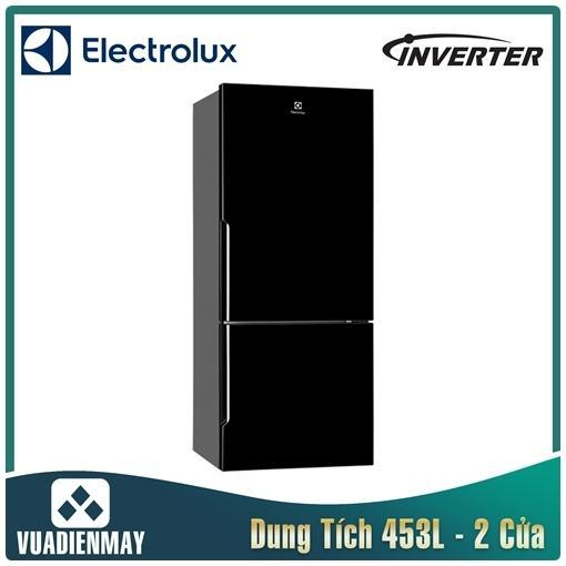 Tủ Lạnh Electrolux Inverter 421 Lít màu đen