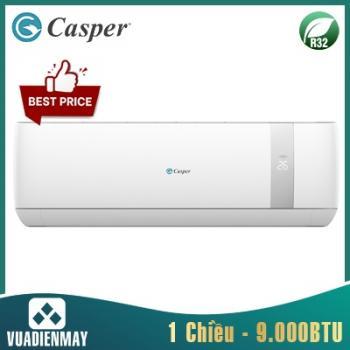 Điều hòa Casper 9000BTU 1 chiều gas r32