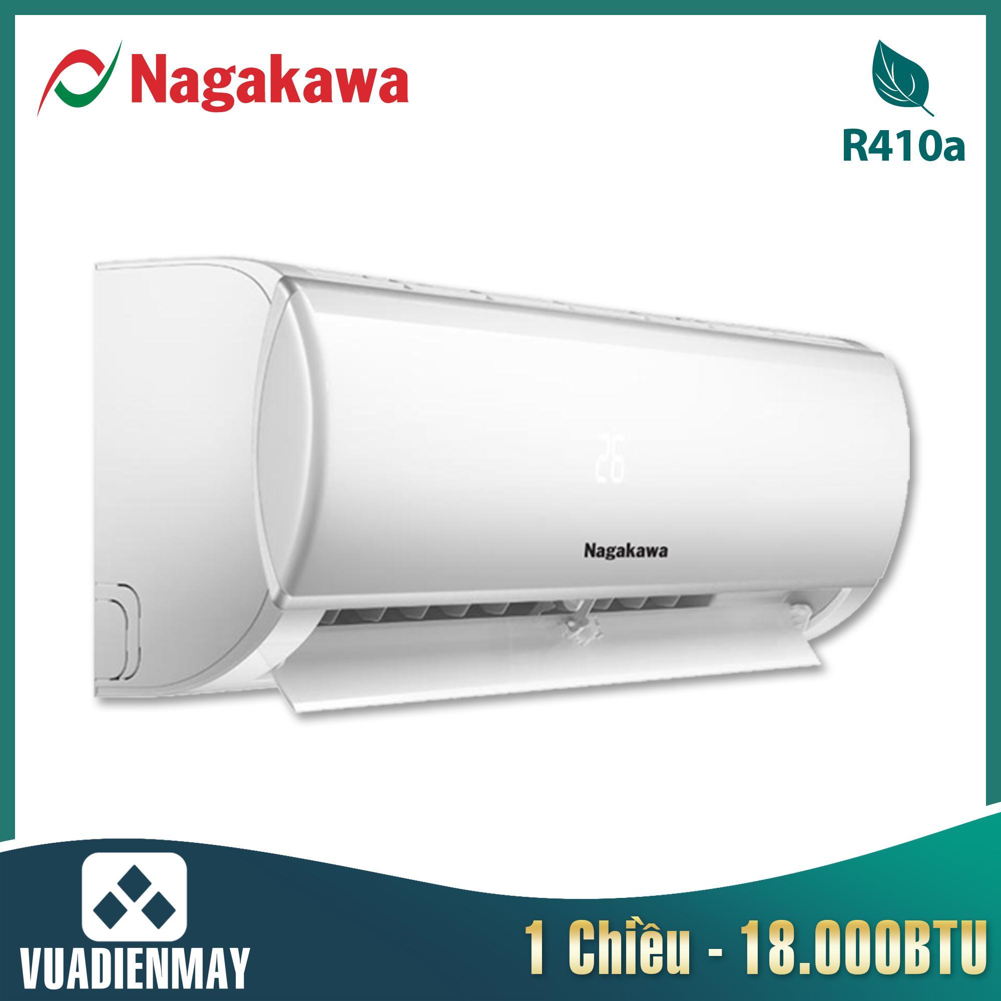 Điều hòa Nagakawa 18000BTU 1 chiều