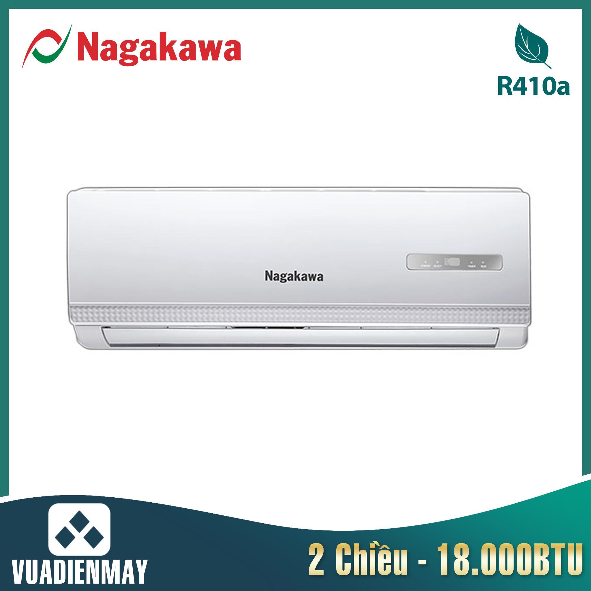 Điều hòa Nagakawa 18000BTU 2 chiều
