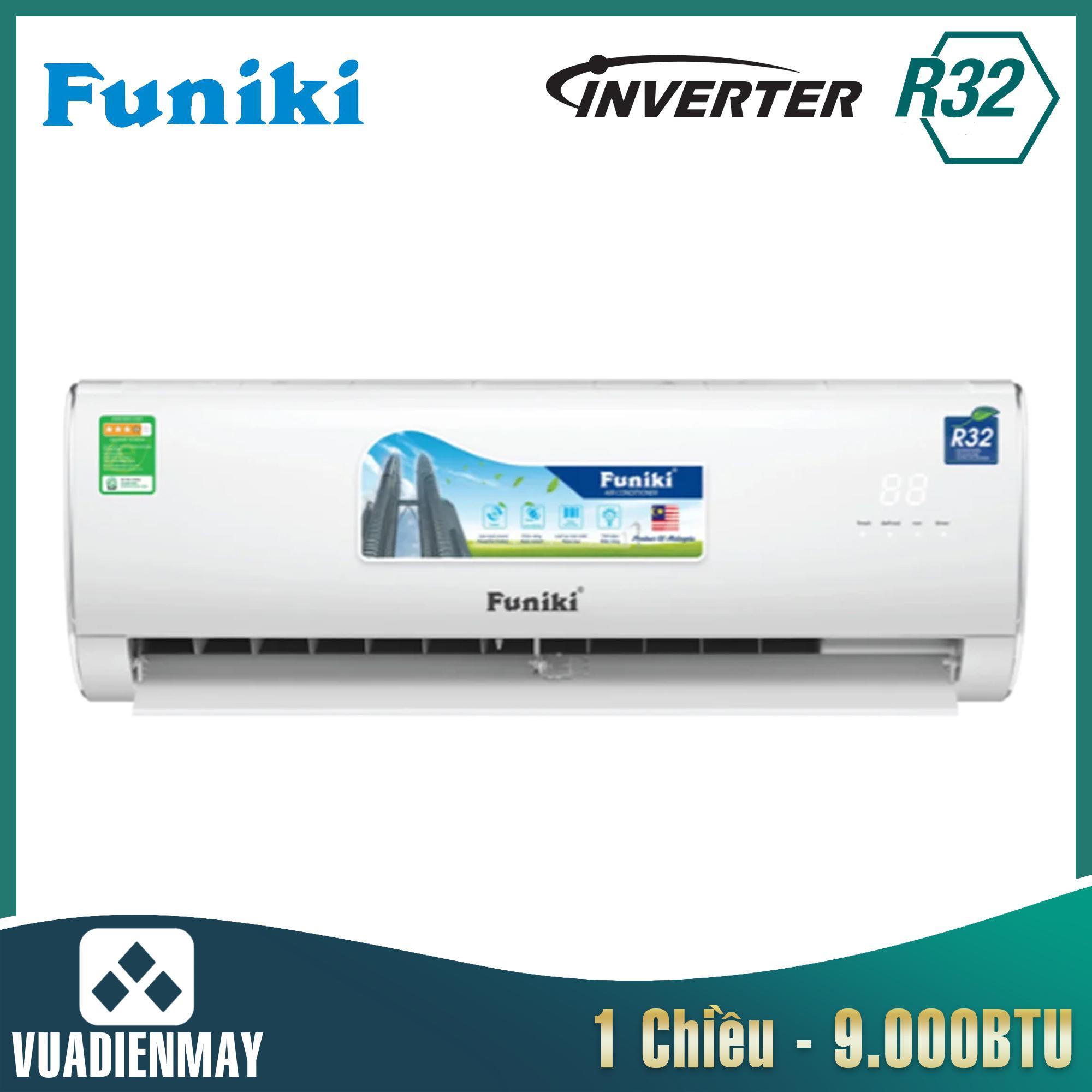 HIC09MMC, Điều hòa Funiki 9000BTU 1 chiều Inverter