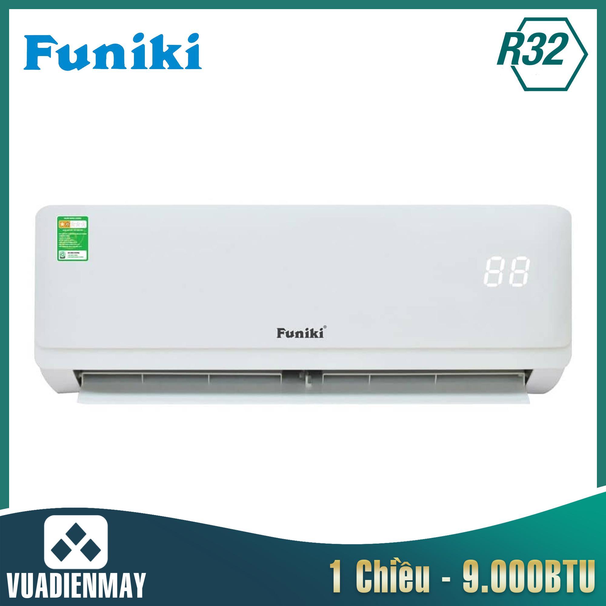 Điều hòa Funiki 9000BTU 1 chiều Non-Inverter