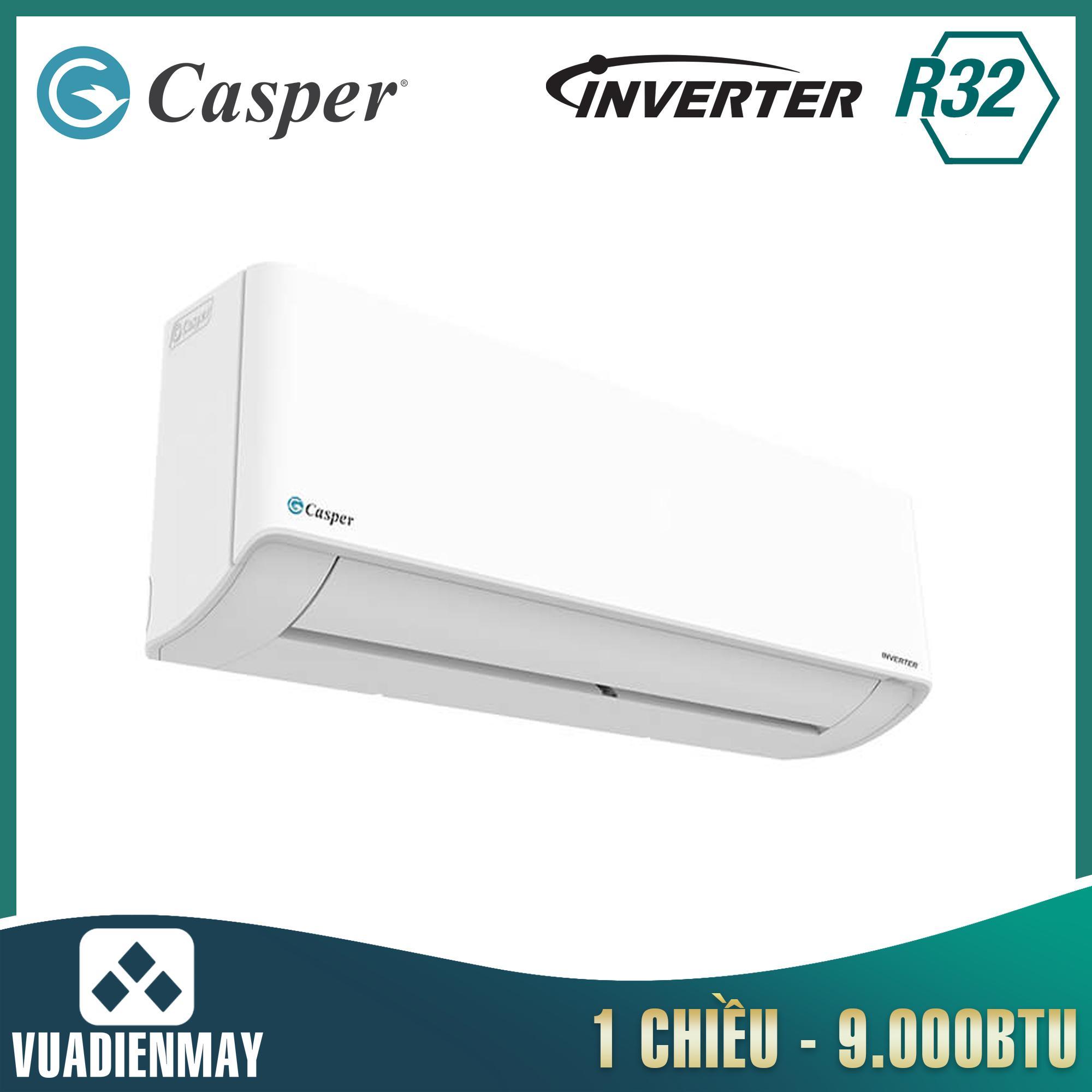 HC09IA32, điều hòa casper 9000btu 1 chiều inverter