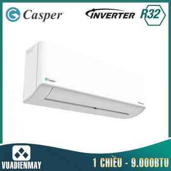 Điều hòa Casper inverter 9000BTU 1 chiều (model mới 2021)