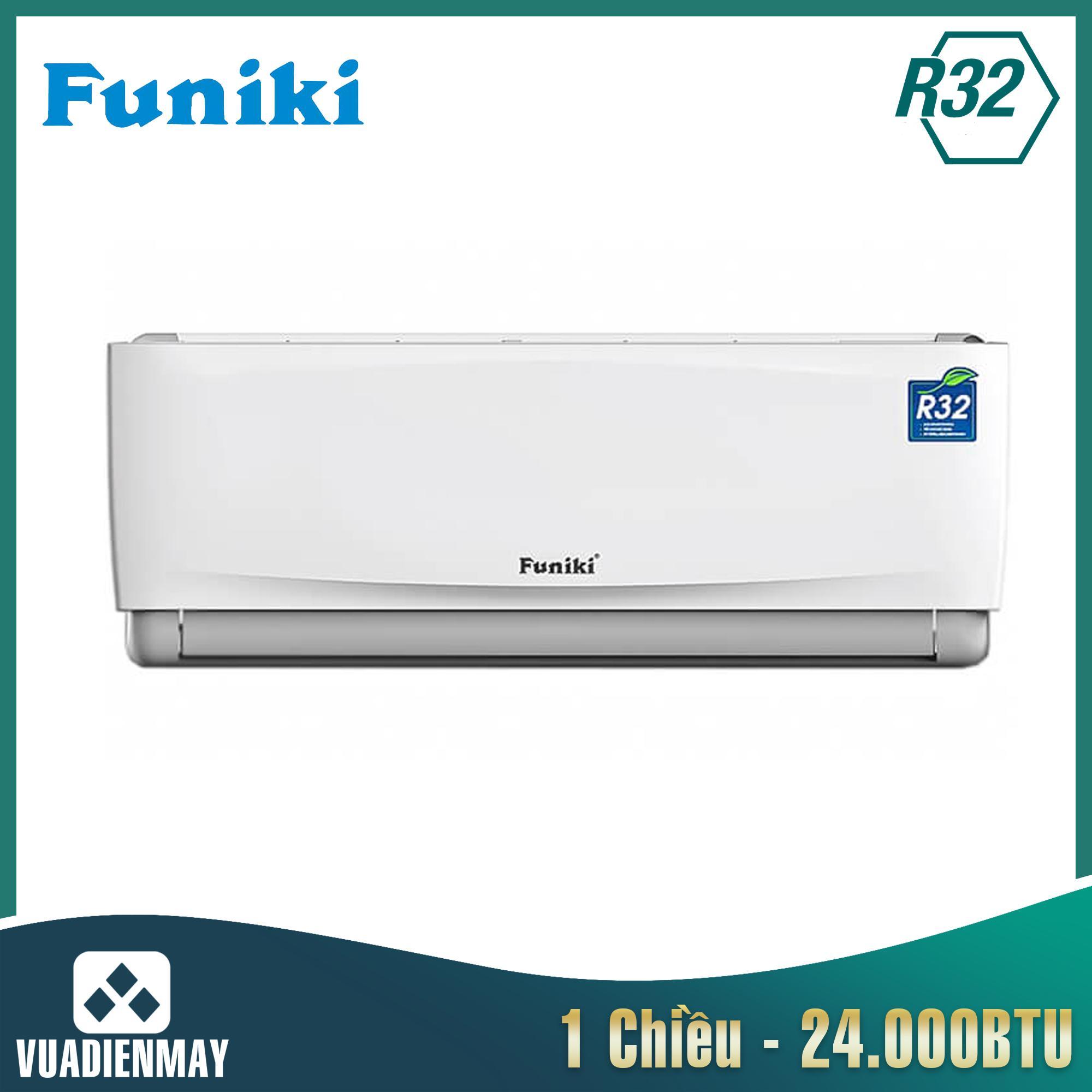 HSC24TAX,Điều hòa Funiki 24000BTU 1 chiều Non-Inverter