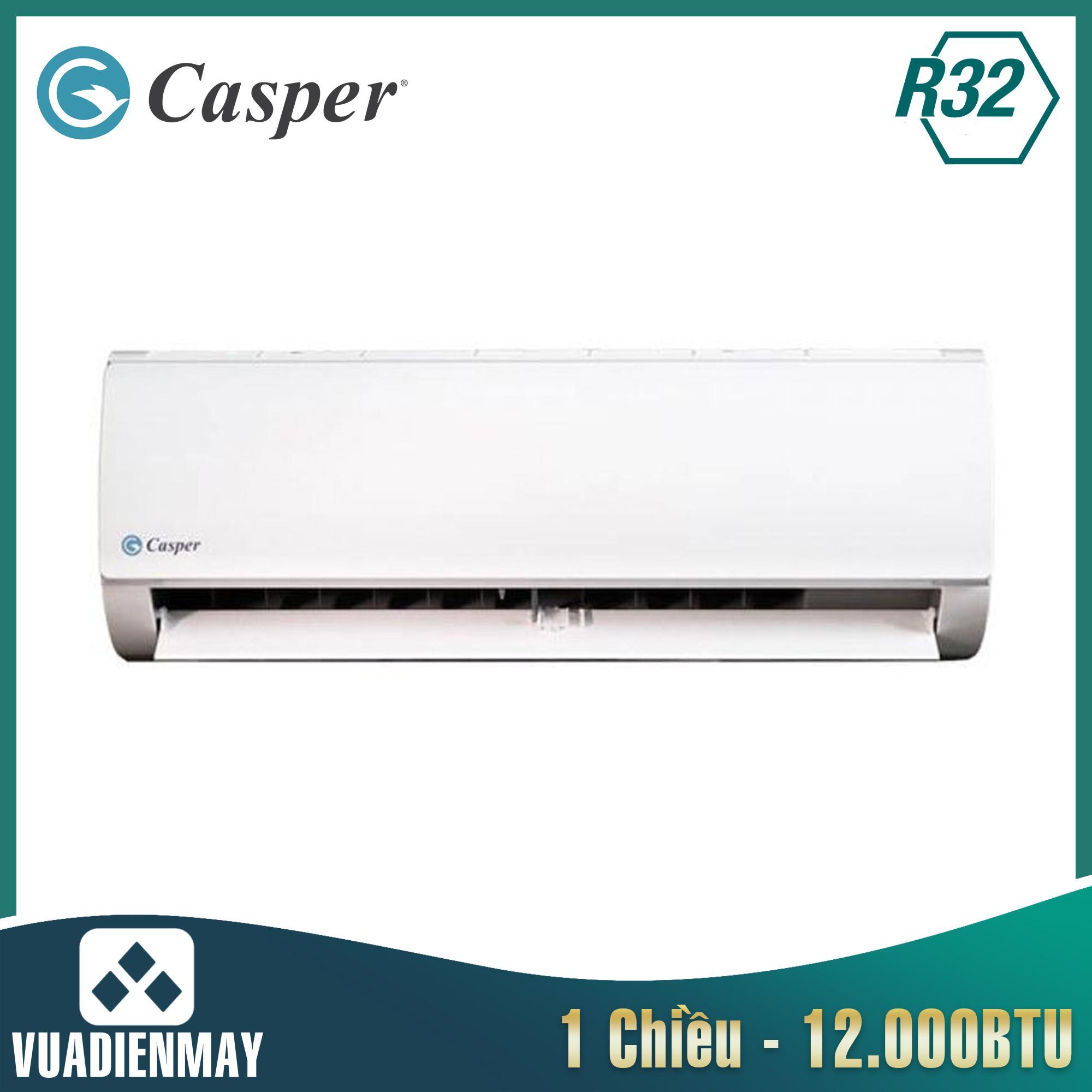 KC12FC32, điều hòa casper 12000btu 1 chiều