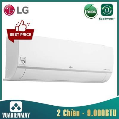 B10END, Điều hòa LG 9000BTU 2 chiều Inverter