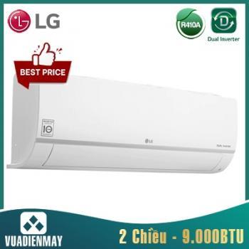 Điều hòa LG 9000BTU 1 chiều Inverter
