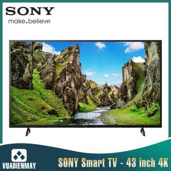 Smart Tivi Sony 4K 43 inch