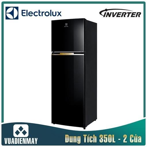 Tủ Lạnh Electrolux Inverter 350 lít màu đen